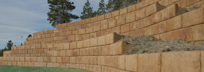 landscaping wall block